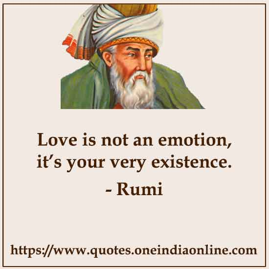 501 Rumi Quotes In English Love Life Quotations Sayings